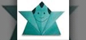 Origami a fukusuke Japanese style