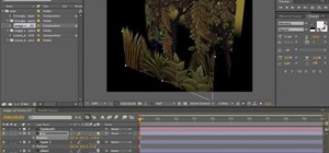 Create a beautifully layered 3D composition with After Effects