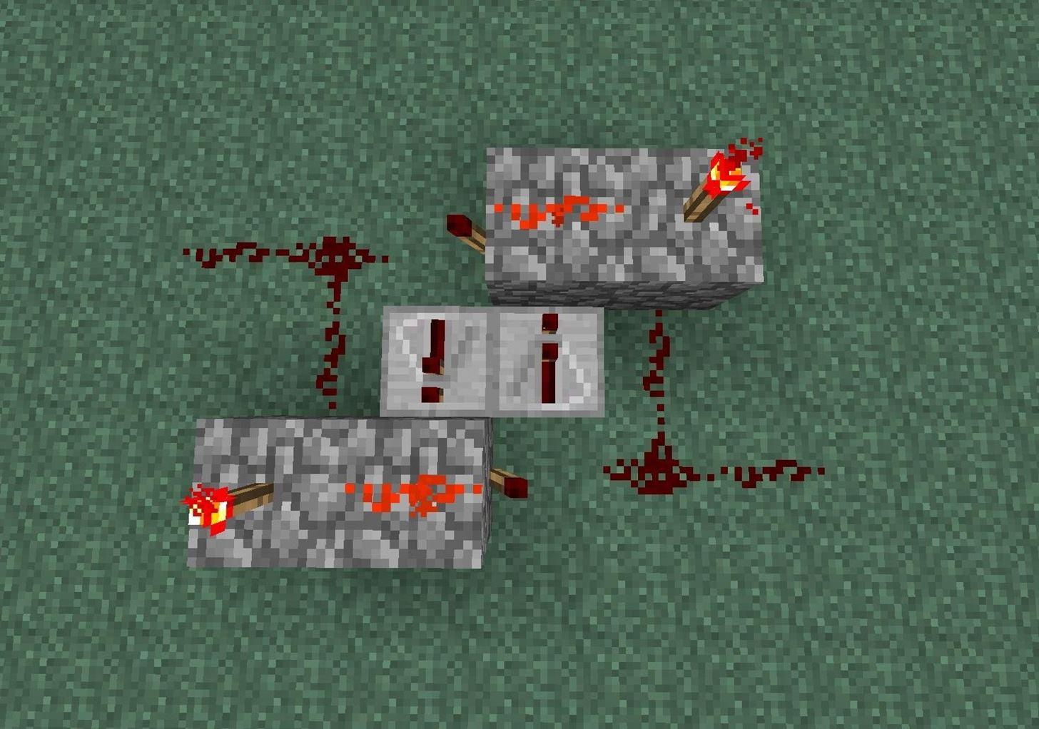 How to build a 2x2 piston door redstone ideas mcx360 for 10 ways to make a secret door in minecraft