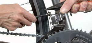 Fine tune the gears on your mountain bike