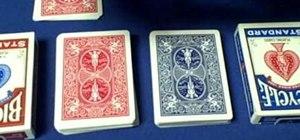 Do the Deck Divination Effect mentalism magic trick