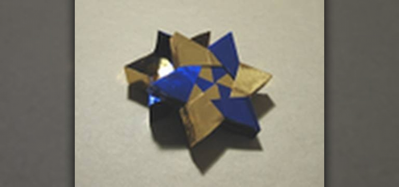 How To Origami A 6 Pointed Star Box For The Holidays Origami