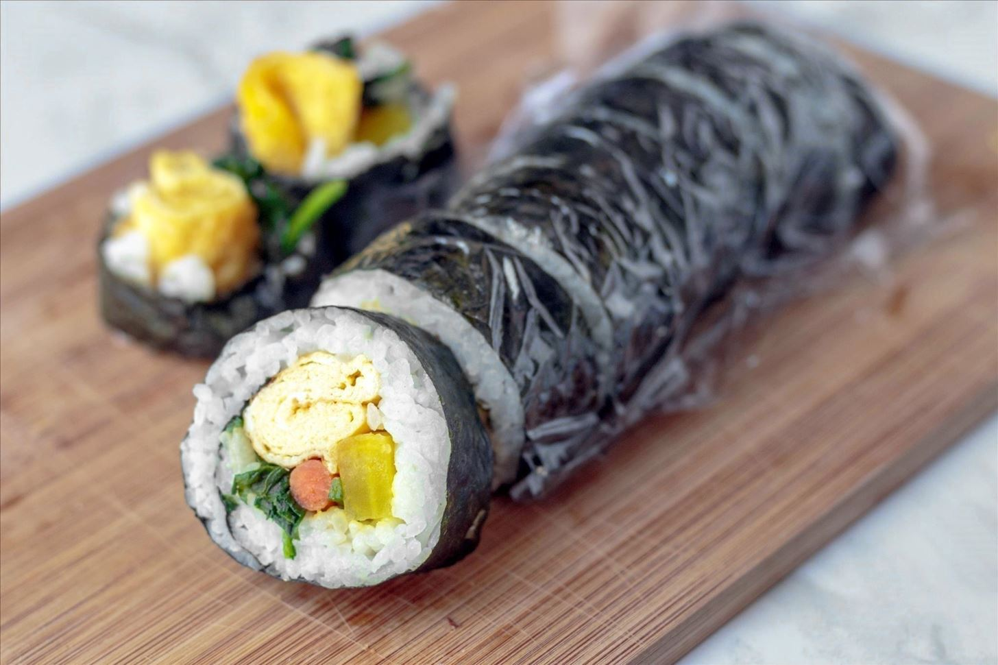 This Hack Makes Rolling Sushi, Pinwheels & Roulades a Cinch