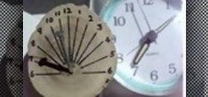 Make a pocket sundial