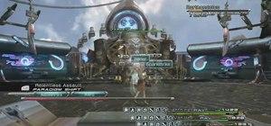 Defeat Barthandelus in Final Fantasy XIII