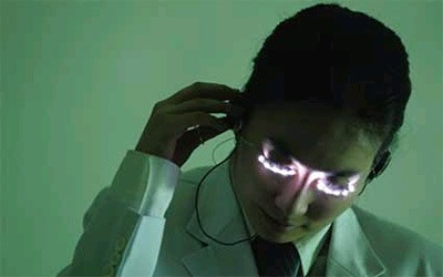 LED Lashes: Geeky-Hot Torture