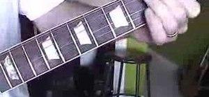 Play guitar like Angus Young