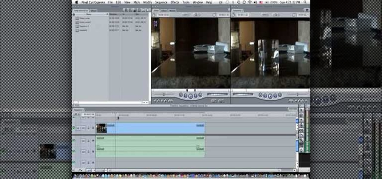 How to use masking to make objects disappear in final cut pro how to use masking to make objects disappear in final cut pro final cut wonderhowto ccuart Gallery