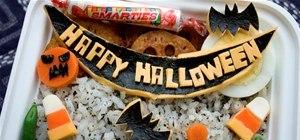 Happy Halloween Bento!