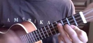"Play ""The Breakup Song"" on ukelele"