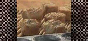 Make poppy seed rolls