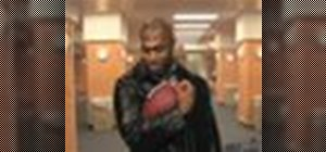 Secure the football with Shaun Alexander