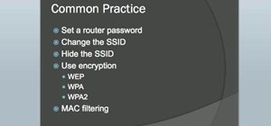 Hack a WEP network with Aircrack for BackTrack Linux