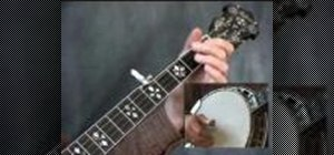 Play Liza Jane on the banjo