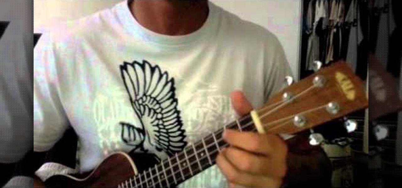 How To Play Break Even By The Script On The Ukulele Ukulele