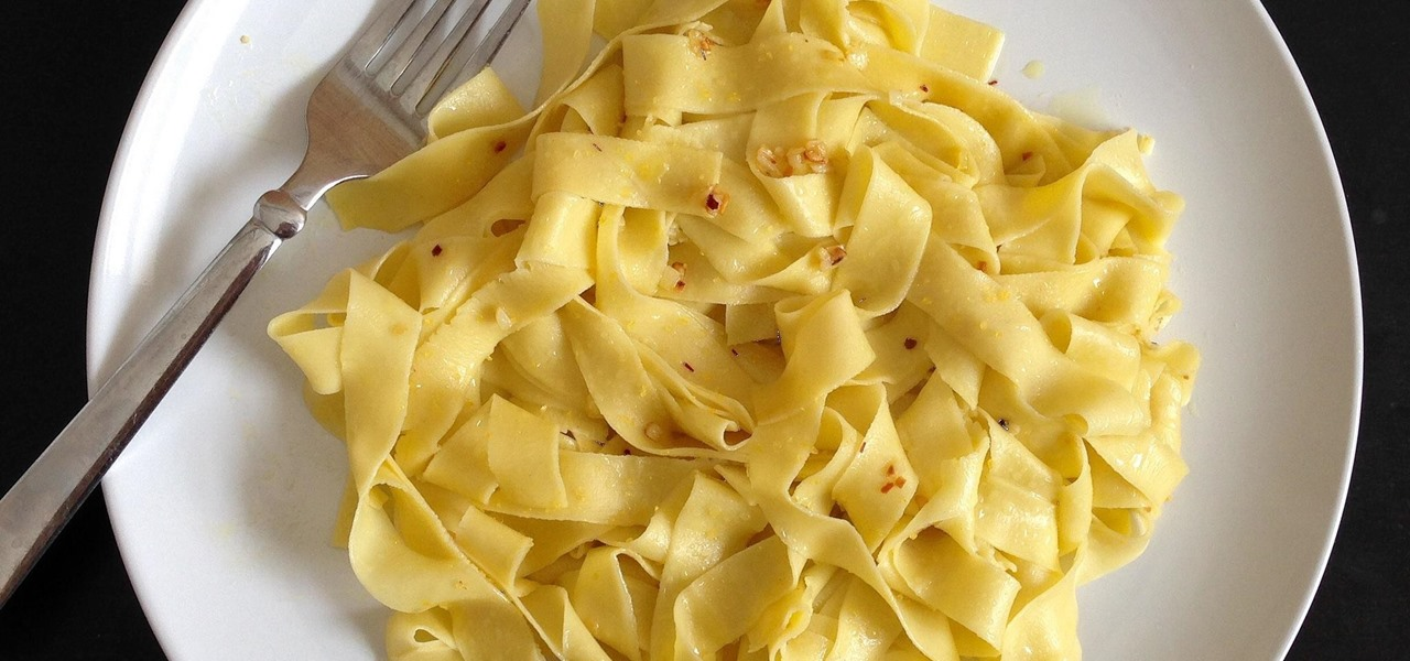 Food Processor Pasta Is So Easy Anyone Can Do It