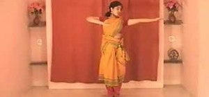"Perform ""TattiMetti Adavu"" in Bharatanatyam dance"