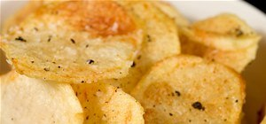 Make Perfect, Extra-Crispy Potato Chips