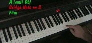 "Play ""The Climb"" by Miley Cyrus on the piano for beginners"