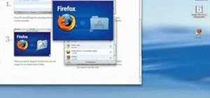 Setup Firefox on your Macbook Pro