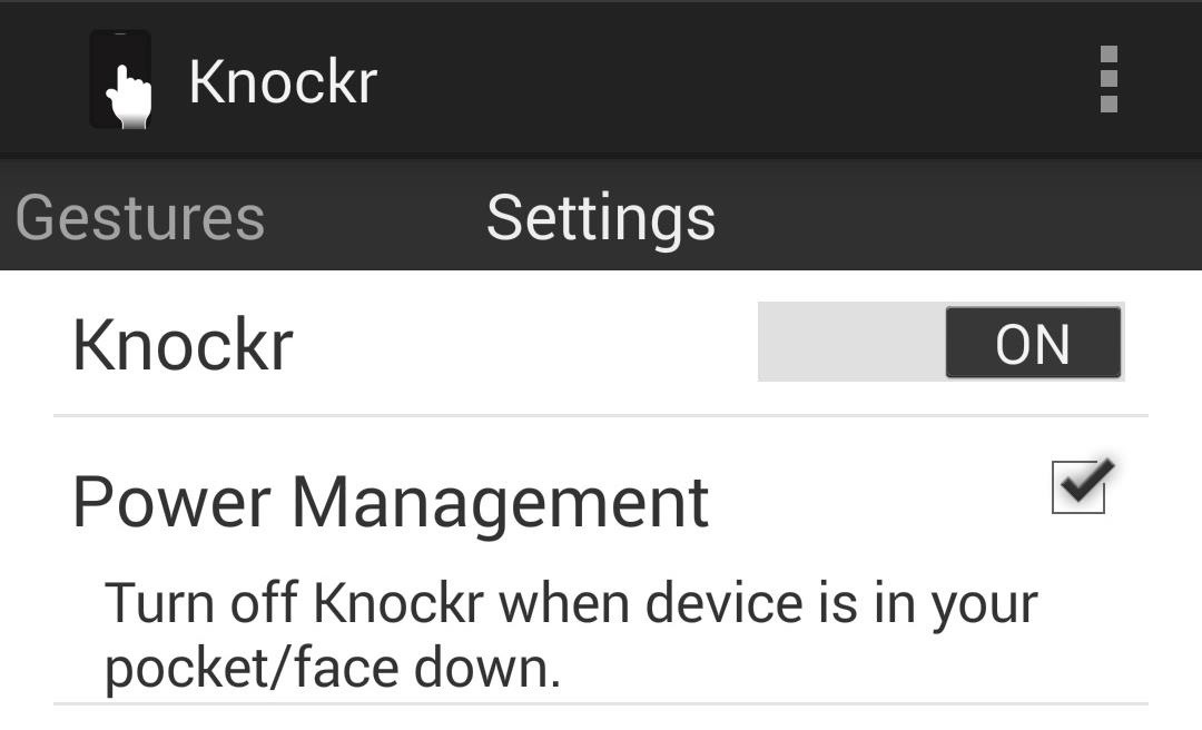 How to Control Your Samsung Galaxy S5 Using Gestures When the Screen Is Off