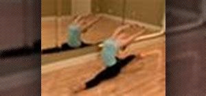 Do a split
