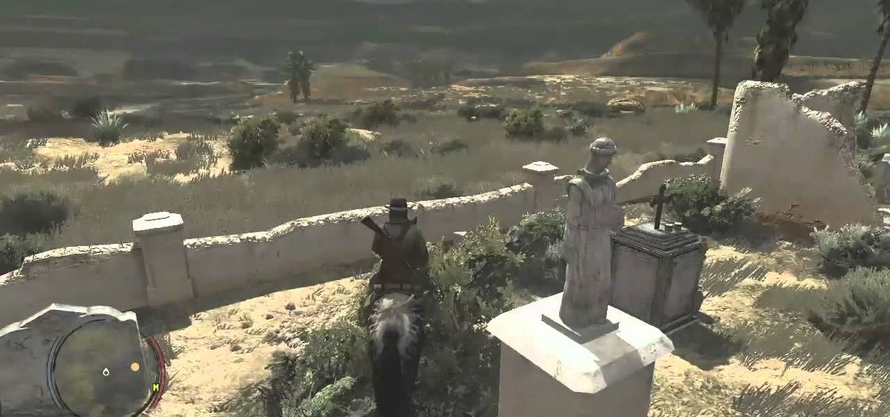 How To Defeat The Treasure Hunter Challenge In Red Dead Redemption