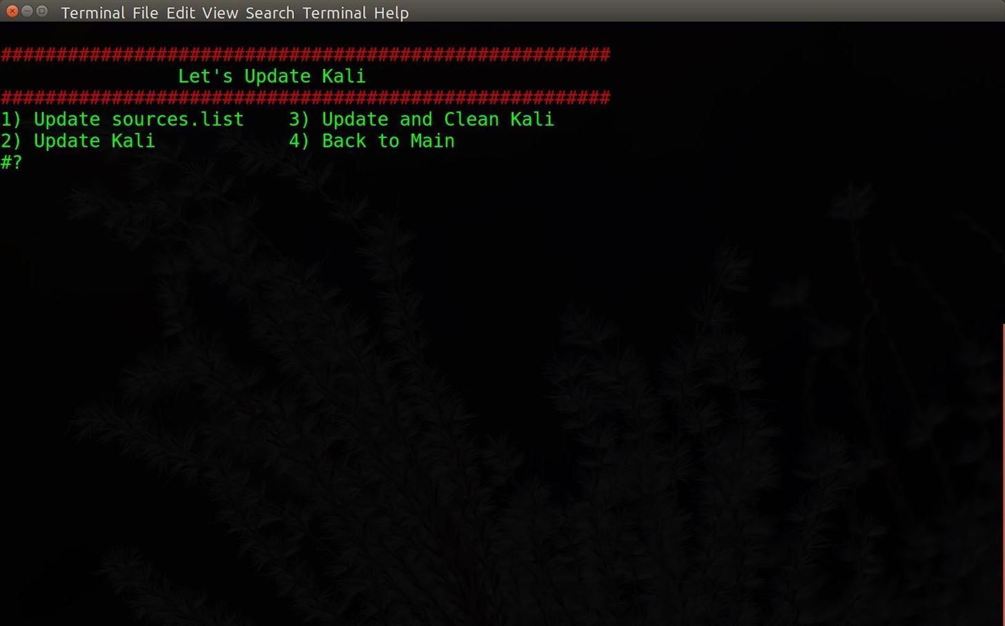 DDos 4.0 the Best Script for Kali Linux Rolling