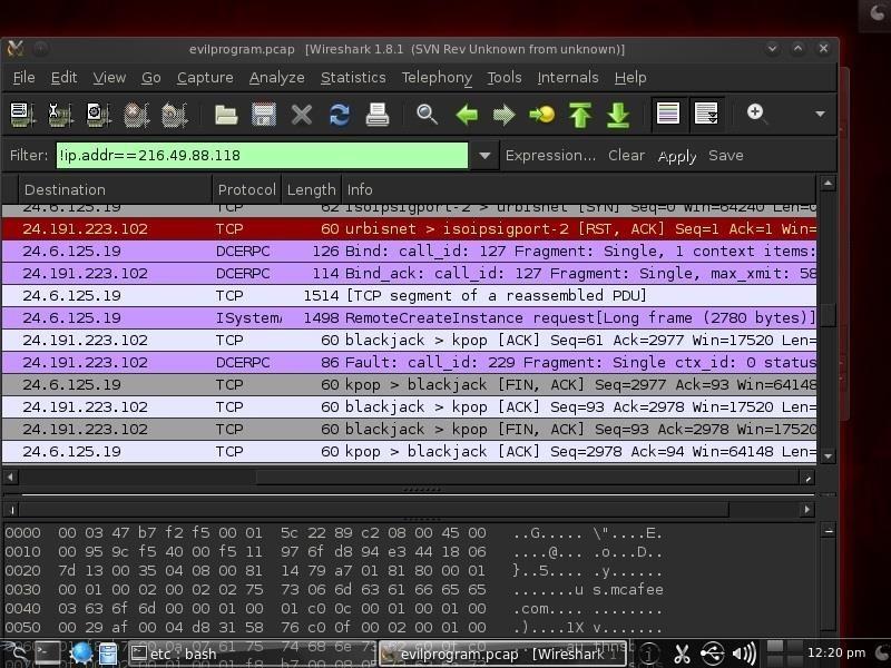 Hack Like a Pro: Digital Forensics for the Aspiring Hacker, Part 2 (Network Forensics)