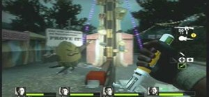 Get the Gong Show achievement in Left 4 Dead 2