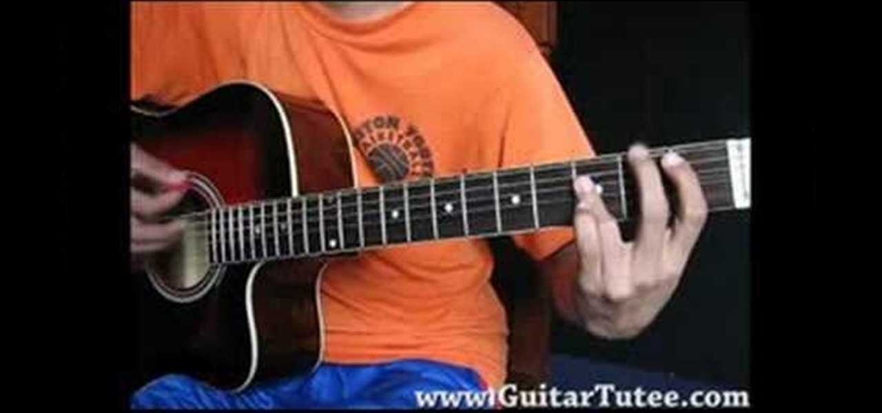 How To Play Dear God By Avenged Sevenfold On Guitar Acoustic