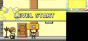 Get through levels 10-1 to 10-5 on Super Scribblenauts for Nintendo DS
