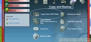 Burn copyright DVD's