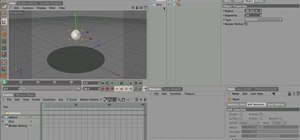 Use Dynamics in Cinema 4D