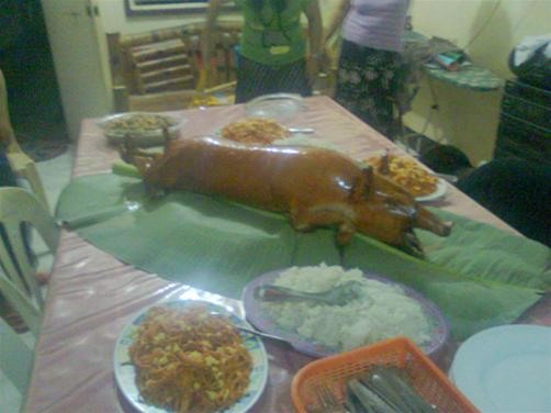 Roasted Pig. Anyone?