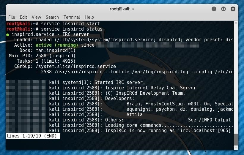 How to Host a Deep Web IRC Server for More Anonymous Chatting