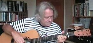 "Play ""The Cuckoo's Nest"" on acoustic guitar"