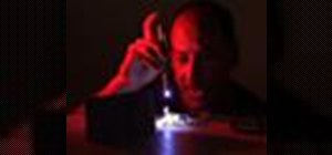 Make an optical theremin to play music