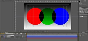 Quickly cycle between blend modes in Adobe After Effects CS5