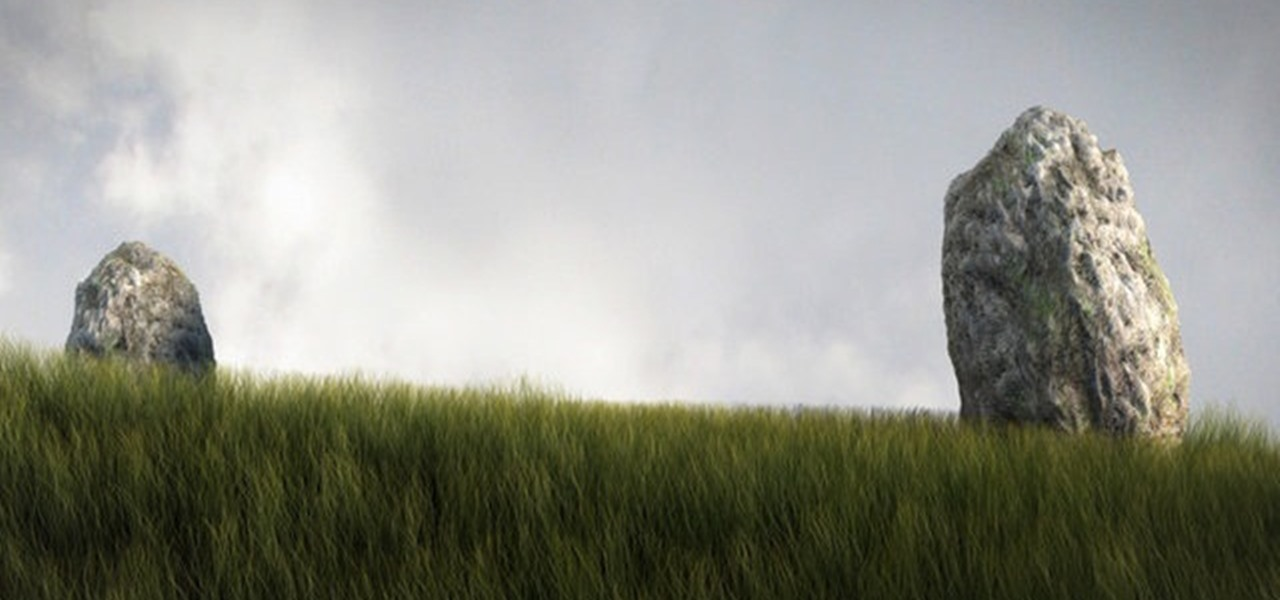 How to create a grassy landscape within maxon cinema 4d for Creating a landscape