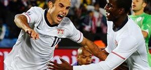 USA into the Round of 16!!