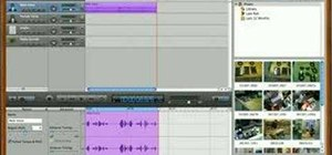 Make your own podcast using Garageband