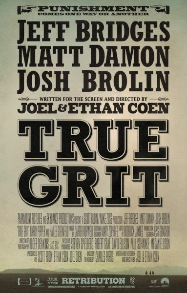 The Cinematography of TRUE GRIT
