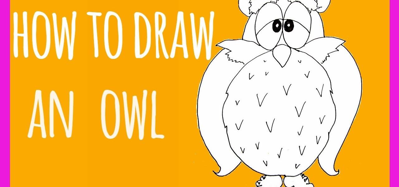 Draw an Owl!