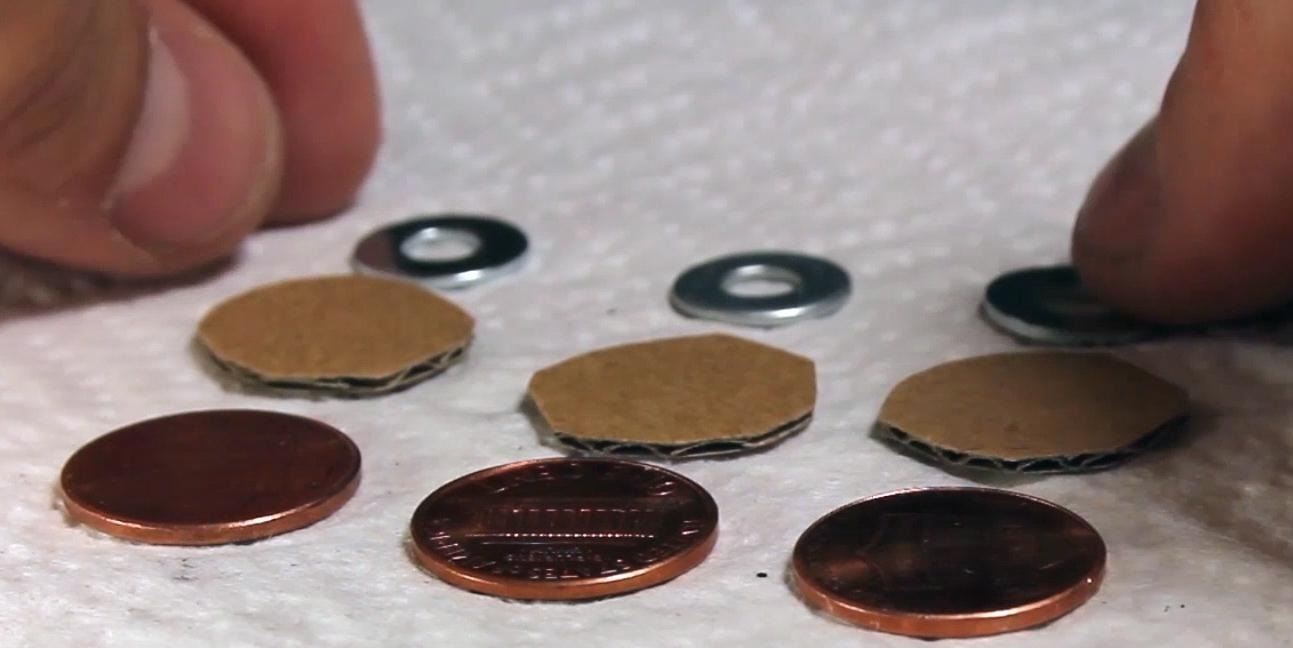 Turn Your Spare Pocket Change Into Diy Batteries With This Penny Power Hack Macgyverisms Wonderhowto