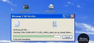 Use the Microsoft Windows 7 ISO Verifier