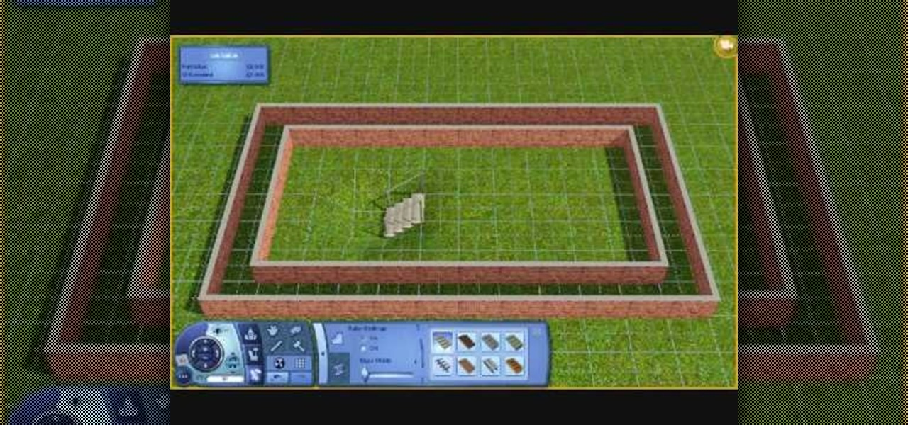 How To Build A Basement Without Using The Tool In Sims 3 Pc Wonderhowto