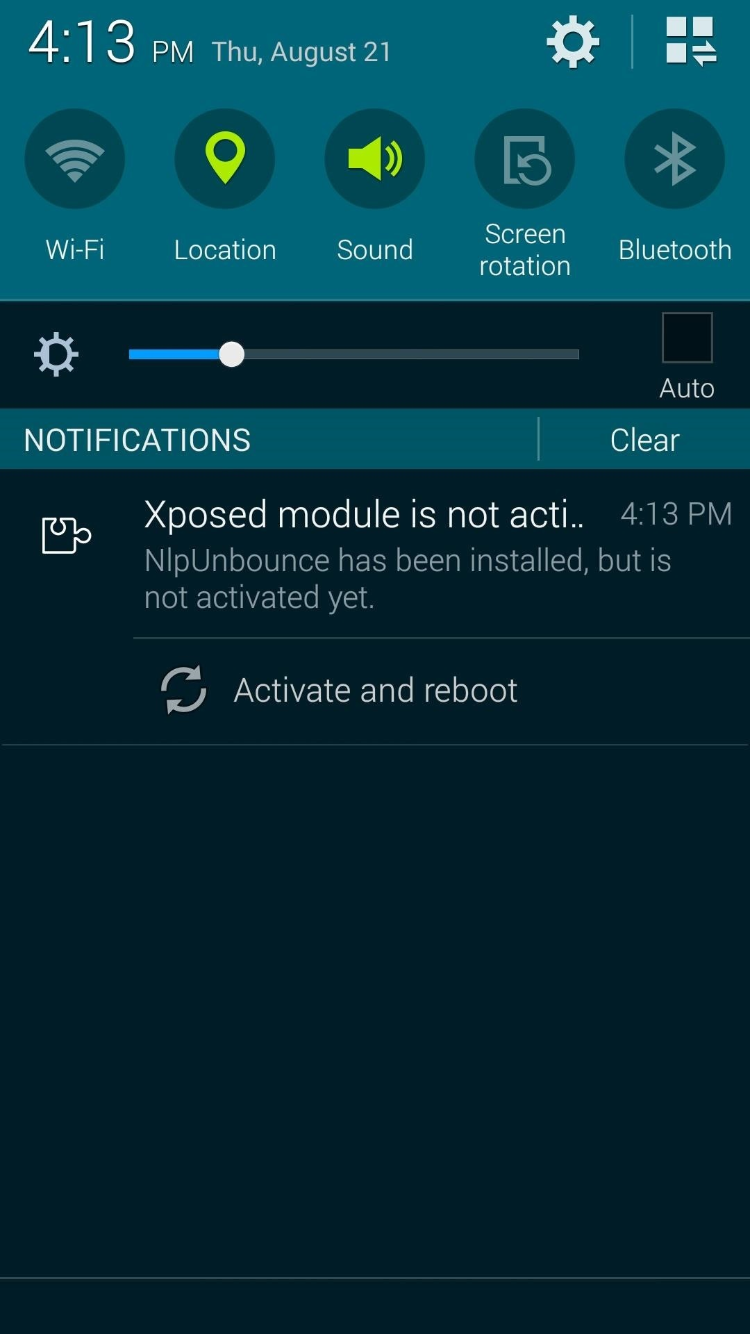 Boost Battery Life by Taming Android's Background Location Checks