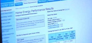 Check to see if your home is energy efficient