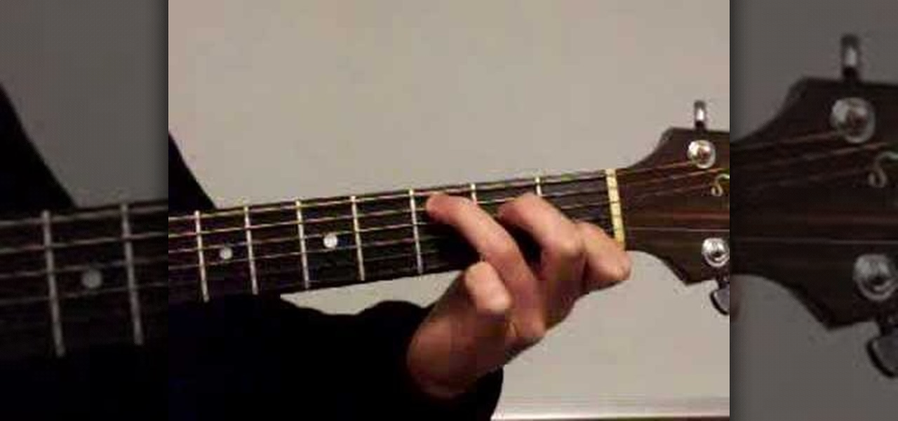 How To Strum Chords From C To Am On Acoustic Guitar Acoustic